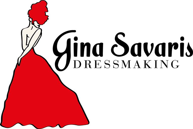 Logo for Gina Savaris Dressmaking